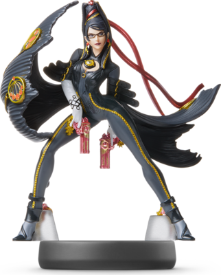 Bayonetta Player 2 (Super Smash Bros. Series) Amiibo