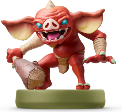 Bokoblin (The Legend of Zelda Series) Amiibo
