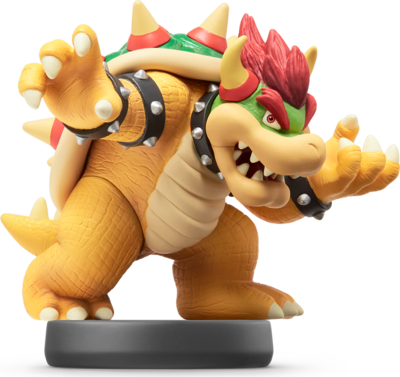 Bowser (Super Smash Bros. Series) Amiibo