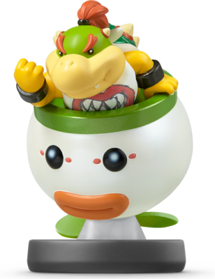 Bowser Jr. (Super Smash Bros. Series) Amiibo