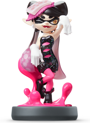 Callie (Splatoon Series) Amiibo (UK)