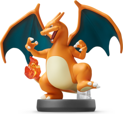 Charizard (Super Smash Bros. Series) Amiibo