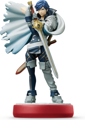 Chrom (Fire Emblem Series) Amiibo