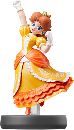 Daisy (Super Smash Bros. Series) Amiibo