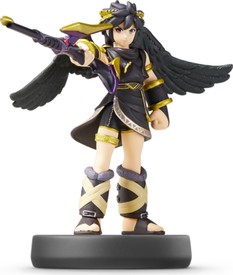 Dark Pit (Super Smash Bros. Series) Amiibo