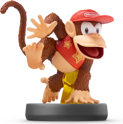 Diddy Kong (Super Smash Bros. Series) Amiibo