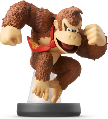 Donkey Kong (Super Smash Bros. Series) Amiibo