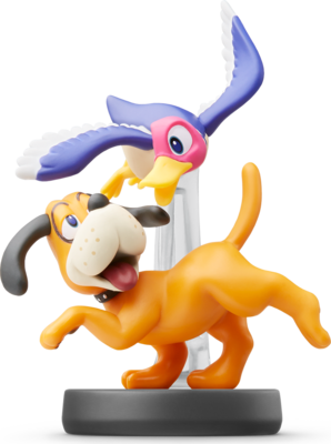 Duck Hunt (Super Smash Bros. Series) Amiibo