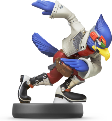 Falco (Super Smash Bros. Series) Amiibo