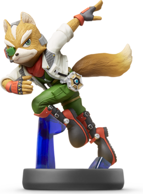 Fox (Super Smash Bros. Series) Amiibo