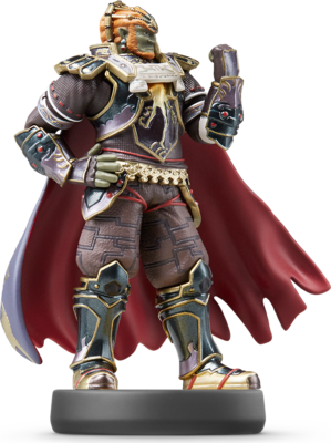 Ganondorf (Super Smash Bros. Series) Amiibo