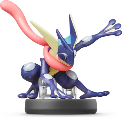 Greninja (Super Smash Bros. Series) Amiibo