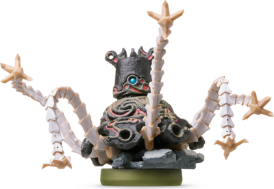 Guardian (The Legend of Zelda Series) Amiibo
