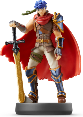 Ike (Super Smash Bros. Series) Amiibo
