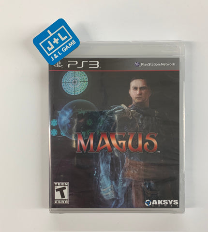 Magus - PlayStation 3-Front Cover
