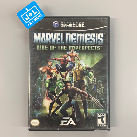 Marvel Nemesis: Rise of the Imperfects - GameCube