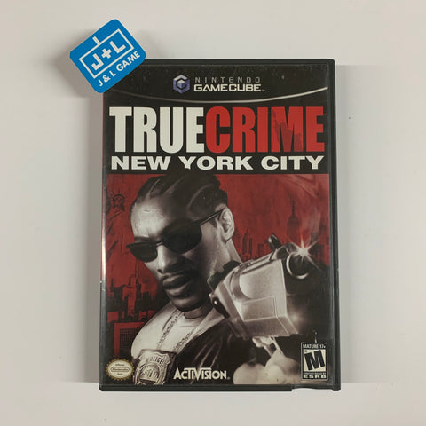 True Crime: New York City - GameCube