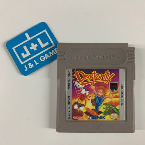 Dexterity - Game Boy Pre-Owned