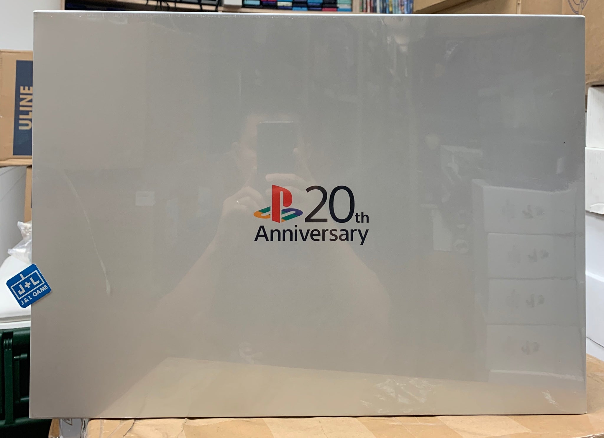 Sony Playstation 4 Console - 20Th Anniversary Edition