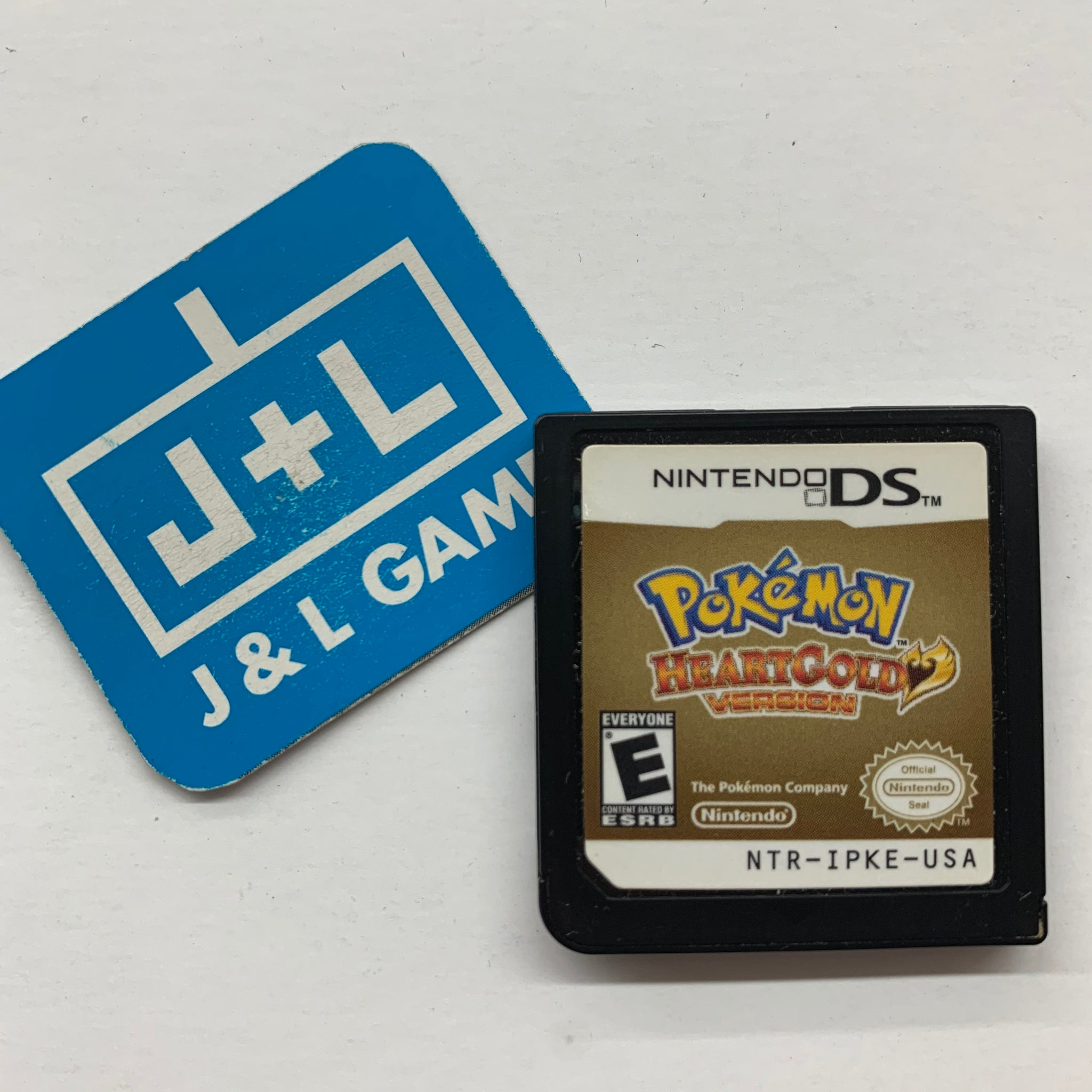 Pokemon HeartGold Version - Nintendo DS