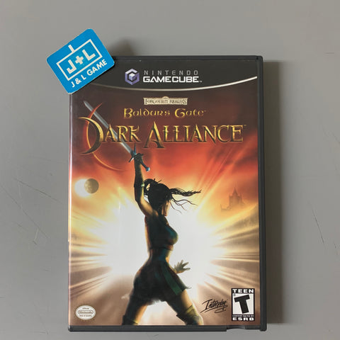 Baldur's Gate: Dark Alliance - GameCube