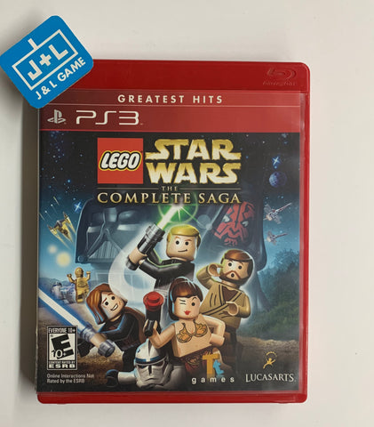 LEGO Star Wars: The Complete Saga (Greatest Hits) - PlayStation 3