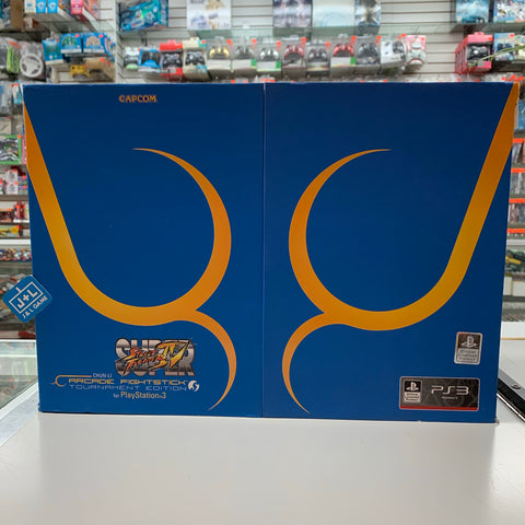 Madcatz Official Super Street Fighter IV Tournament Edition S Fight Stick PS3 - Chun Li