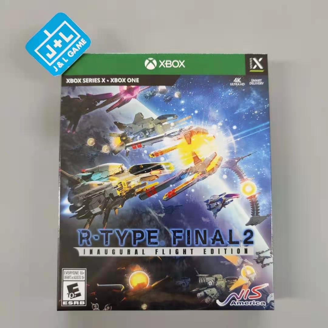 R-Type Final 2 Inaugural Flight Edition - Xbox Series X