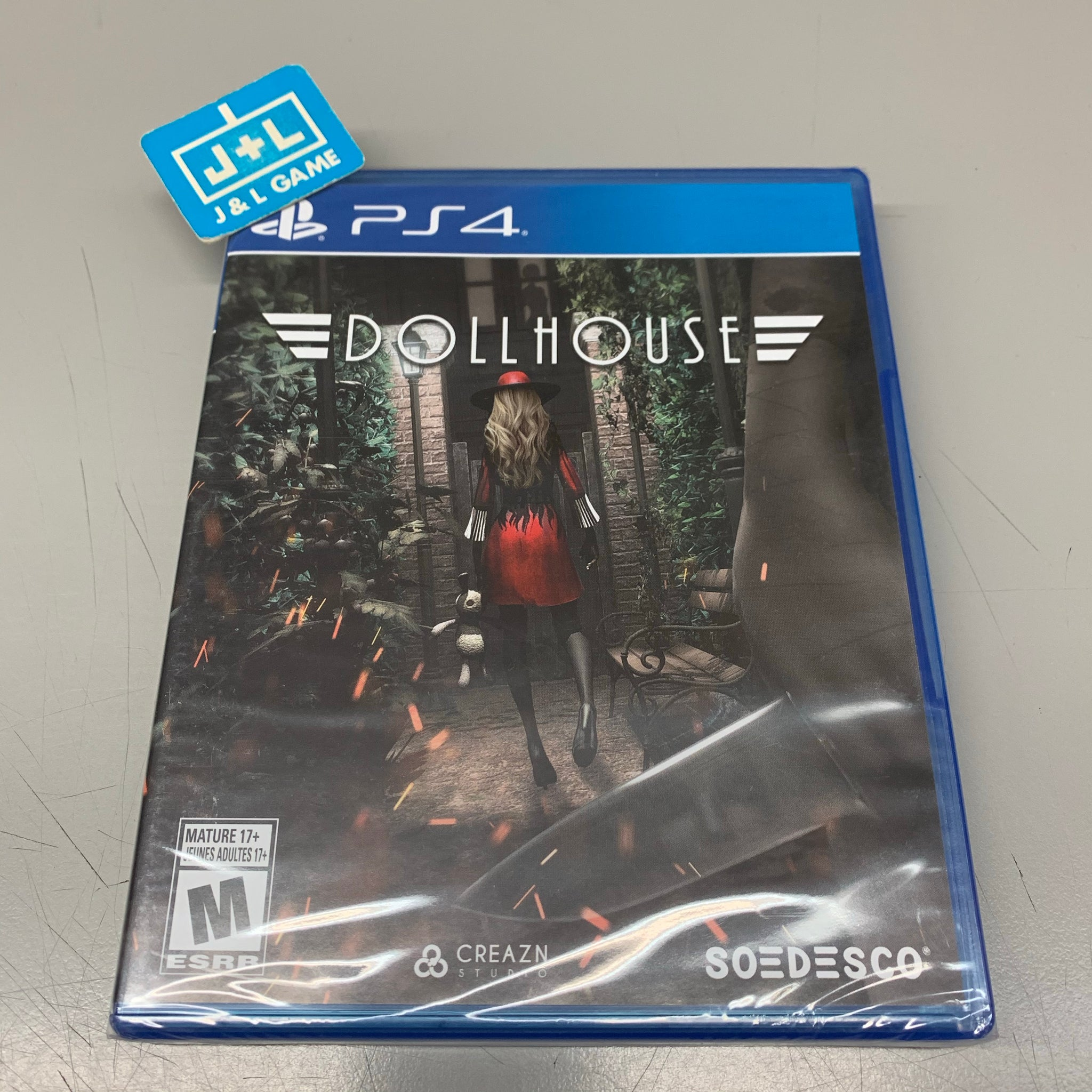 Dollhouse - PlayStation 4 [NEW]