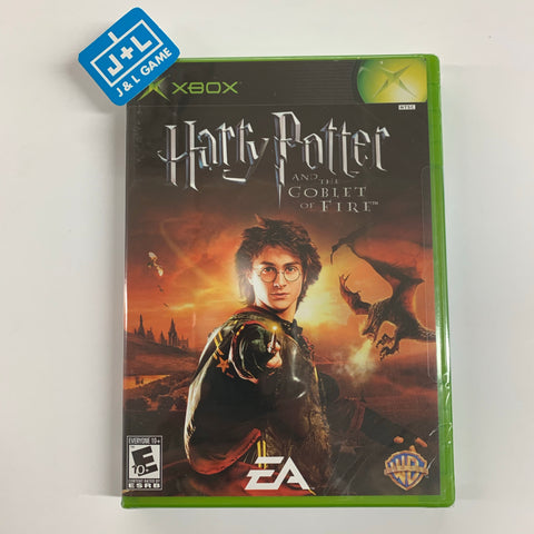 Harry Potter and the Goblet of Fire - Xbox [NEW]