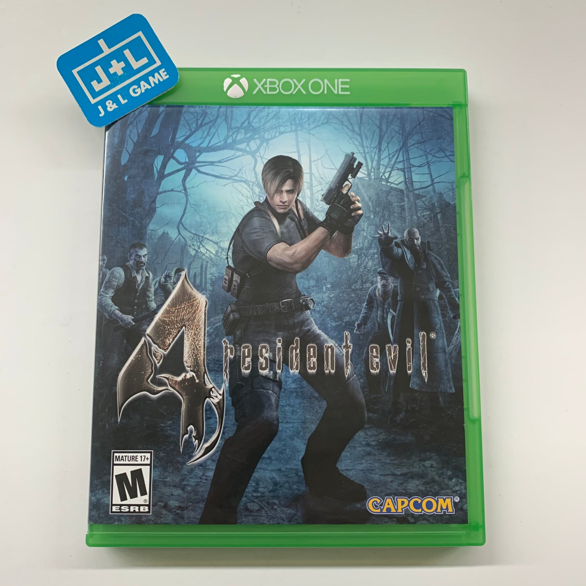 Resident Evil 4 - Xbox One [Pre-Owned]