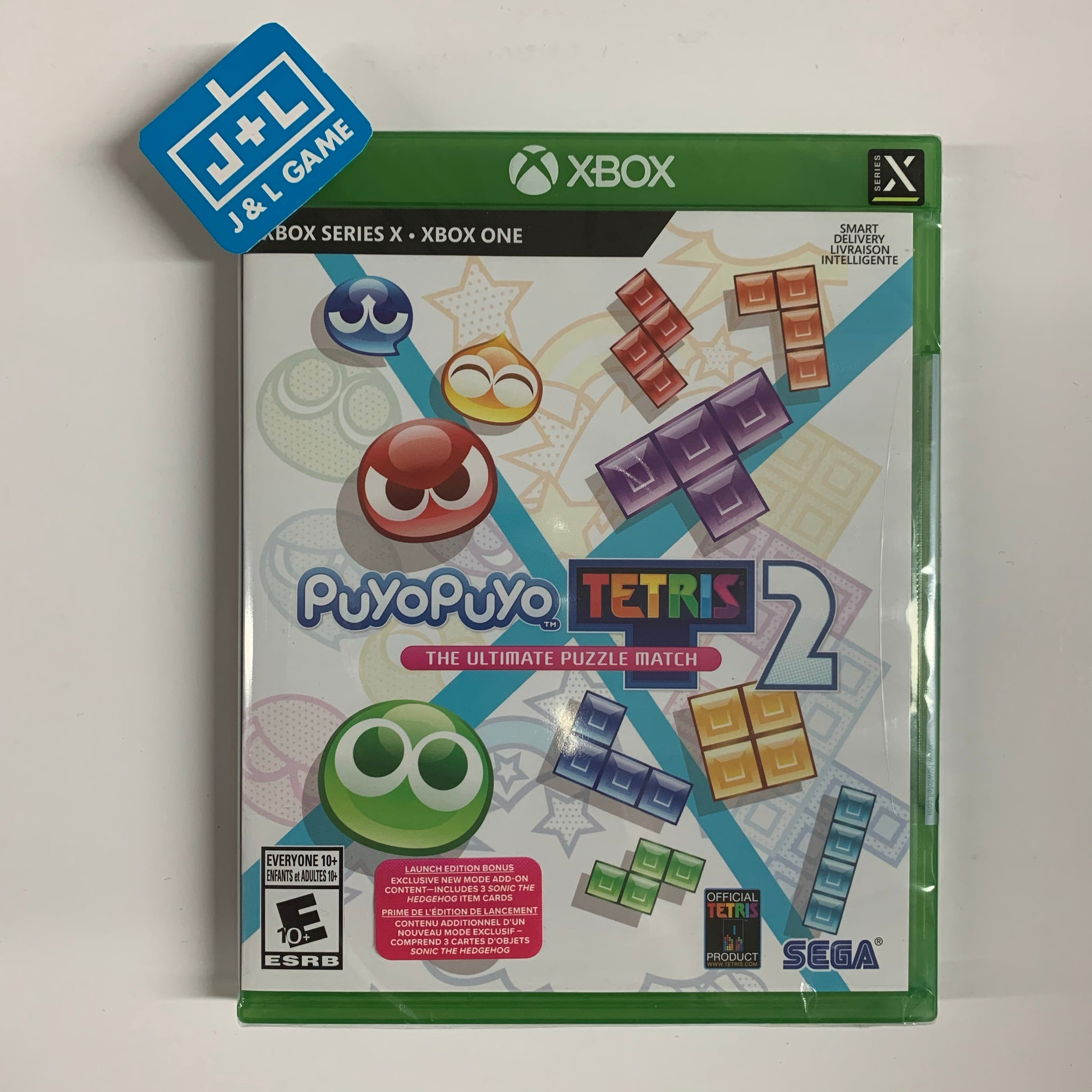 Puyo Puyo Tetris 2: Launch Edition - Xbox Series X [NEW]