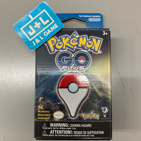 Nintendo Pokemon Go Plus {NEW]