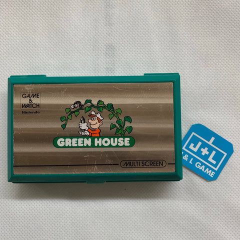 Greenhouse (Game & Watch)