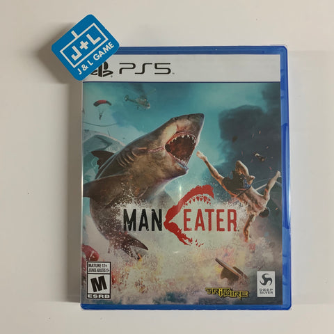 Maneater - PlayStation 5 [NEW]