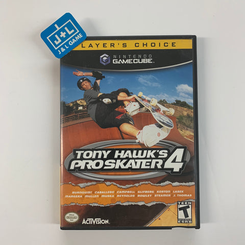 Tony Hawk's Pro Skater 4 ( Greatest Hits ) - GameCube [Pre-Owned]