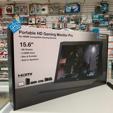 HORI Universal HD Gaming Monitor - PlayStation 4 [NEW]