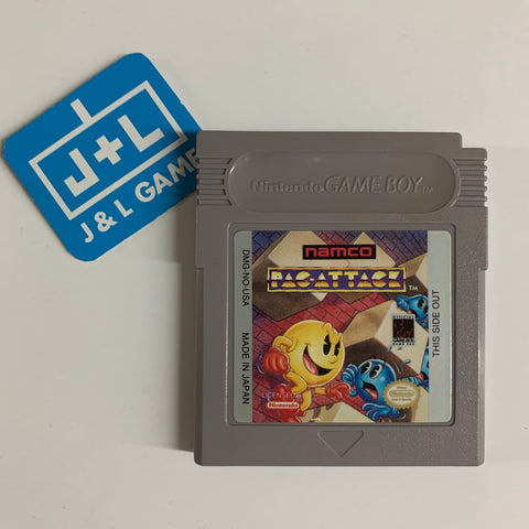 Pac-Attack - Game Boy