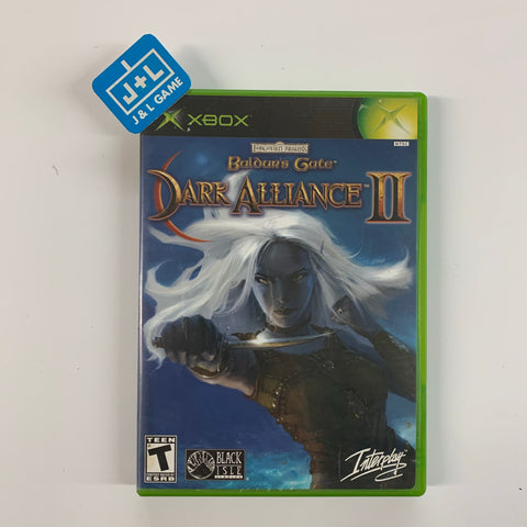 Baldur's Gate: Dark Alliance II - Xbox