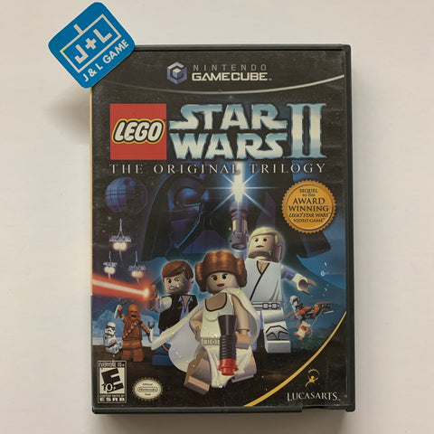 LEGO Star Wars II: The Original Trilogy - GameCube