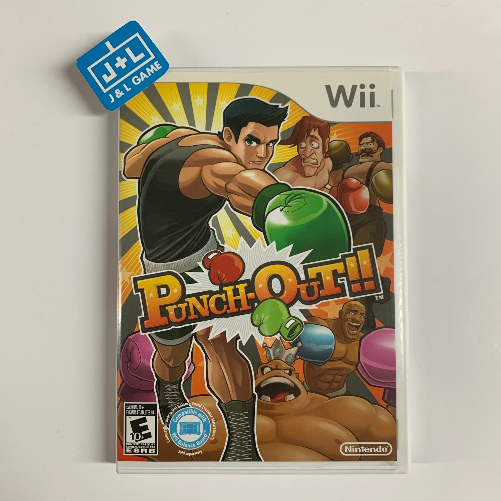 Punch-Out!! - Nintendo Wii