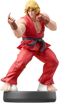 Ken (Super Smash Bros. Series) Amiibo