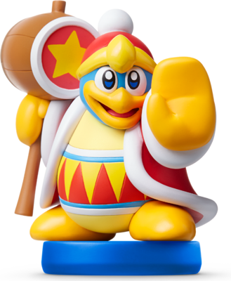 King Dedede (Kirby Series) Amiibo