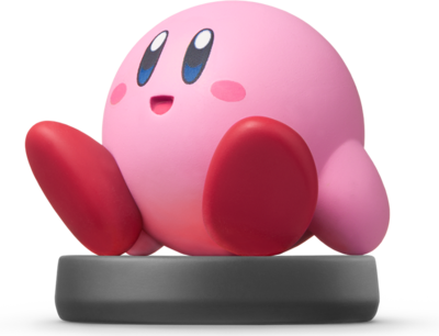Kirby (Super Smash Bros. Series) Amiibo