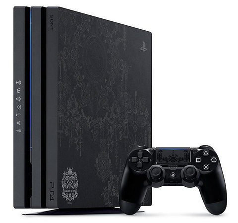 PlayStation 4 Pro 1TB Kingdom Hearts III Limited Edition Bundle (Japan)