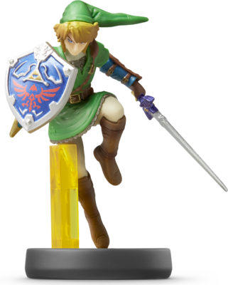 Link (Super Smash Bros. Series) Amiibo