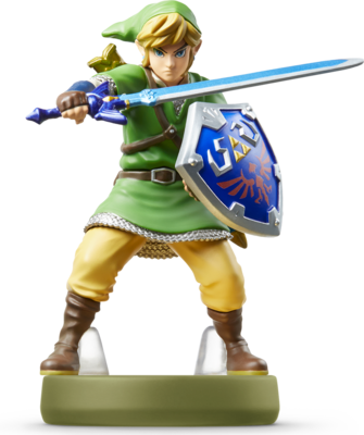 Link - Skyward Sword (The Legend of Zelda Series) Amiibo