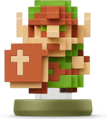 8-Bit Link (The Legend of Zelda Series) Amiibo