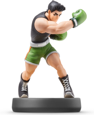Little Mac (Super Smash Bros. Series) Amiibo