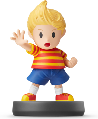 Lucas (Super Smash Bros. Series) Amiibo